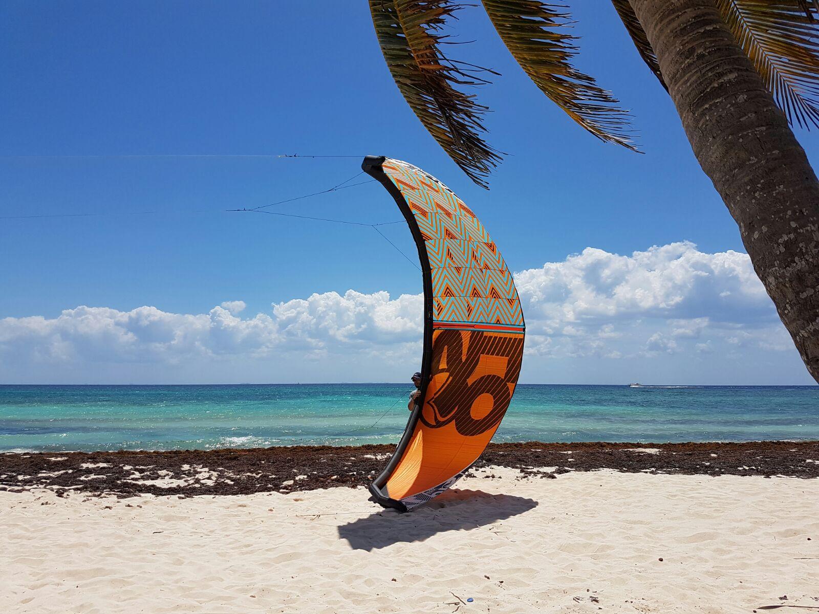 kite 12m solo usado