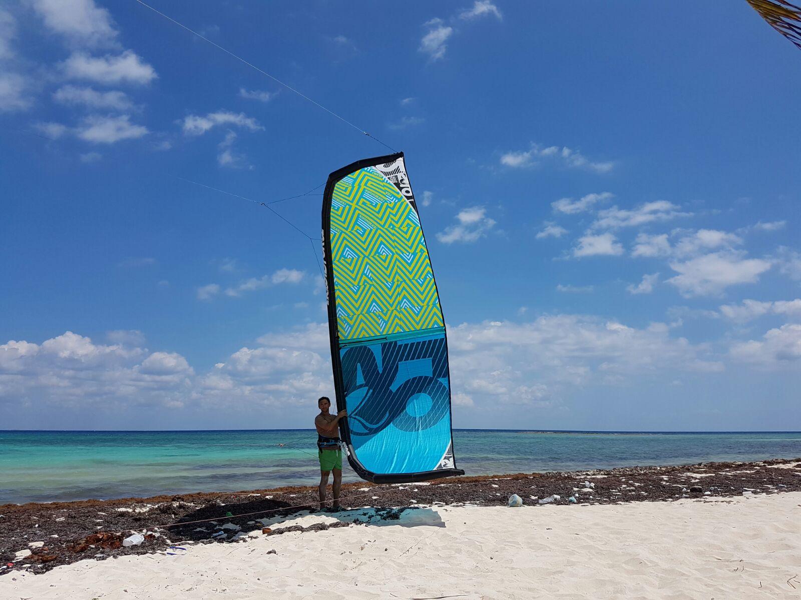 kite solo usado